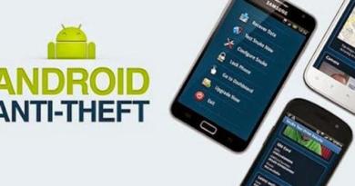 Aplikasi Anti Maling Android